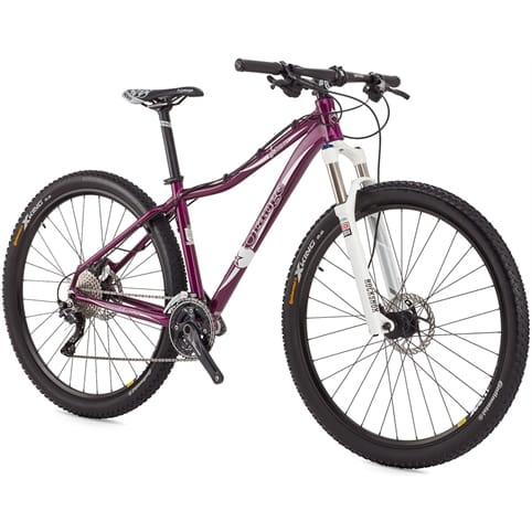 Orange 2014 Diva Hardtail MTB Bike