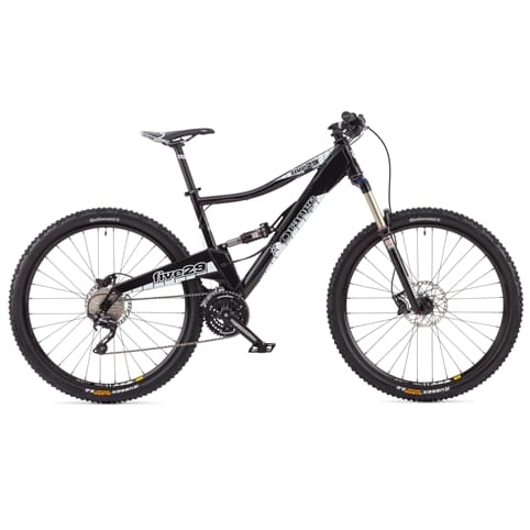 Orange 2014 Five 29 S Full Suspension MTB Bike