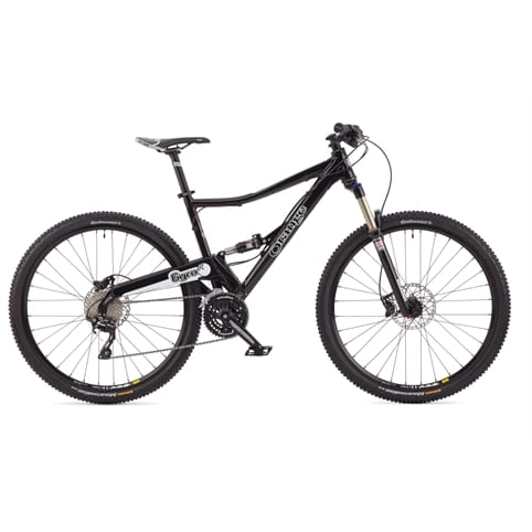 Orange 2014 Gyro S Full Suspension MTB Bike