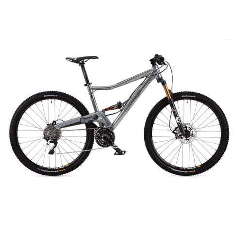 Orange 2014 Gyro SE Full Suspension MTB Bike