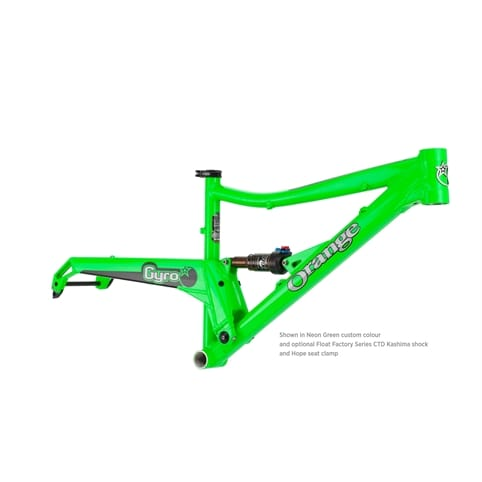 Orange 2014 Gyro Frame