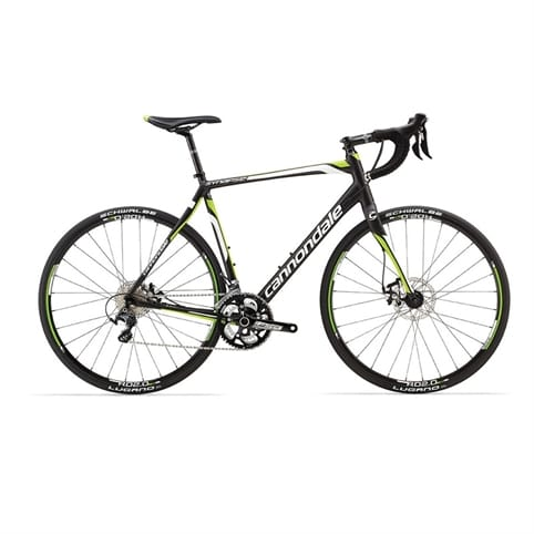 Cannondale 2014 Synapse Ultegra Disc Road Bike