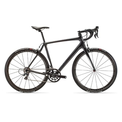 Cannondale 2014 Synapse HM Black Road Bike