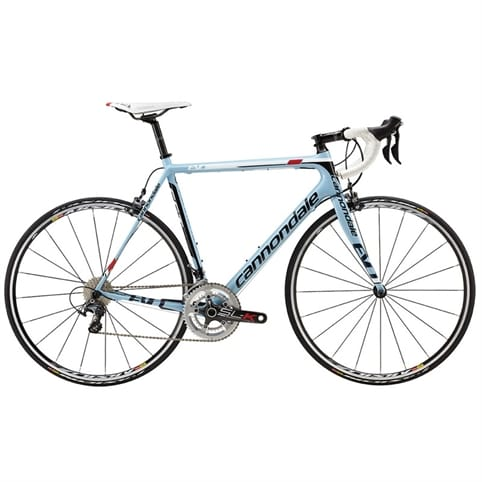 Cannondale 2014 SuperSix Evo Ultegra Road Bike