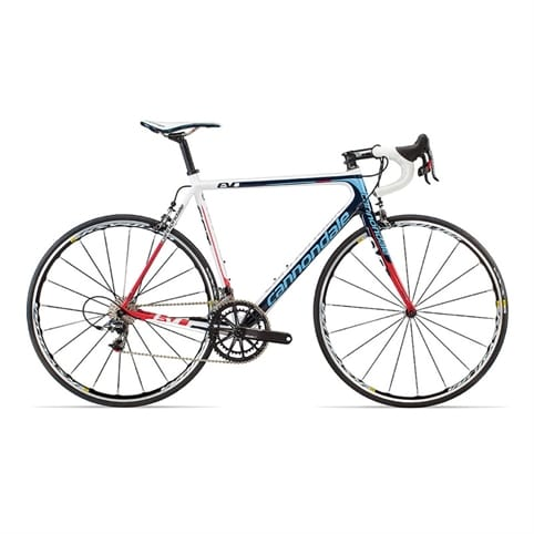 Cannondale 2014 SuperSix Evo HM Racing Edition Road Bike