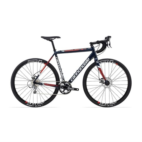 Cannondale 2014 CAADX 6 Tiagra Cyclocross Bike