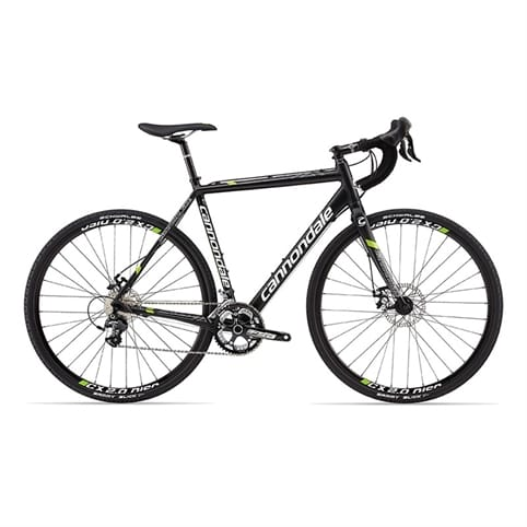 Cannondale 2014 CAADX Disc Ultegra Cyclocross Bike