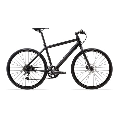Cannondale 2014 Bad Boy 6 Hybrid Bike