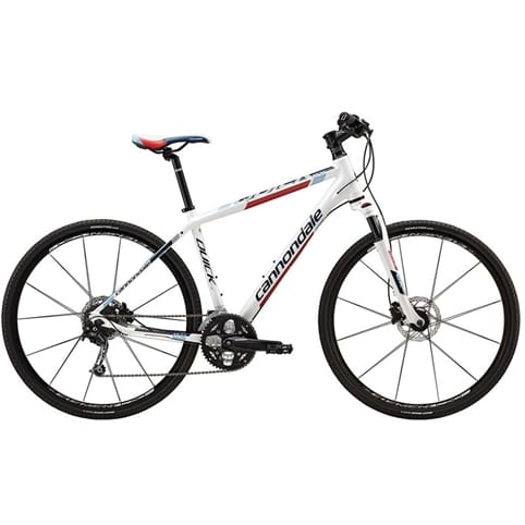 Cannondale 2014 Quick CX 2 Hybrid Bike