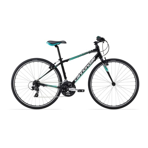 Cannondale 2014 Quick 6 Fem Hybrid Bike