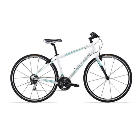 Cannondale 2014 Quick 4 Fem Hybrid Bike