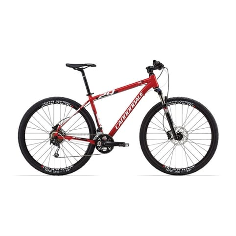 Cannondale 2014 Trail SL 29er 3 Hardtail MTB Bike