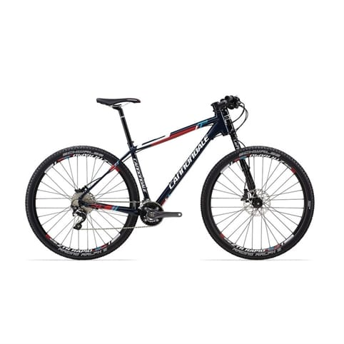 Cannopndale 2014 F29 Alloy 5 Hardtail MTB Bike