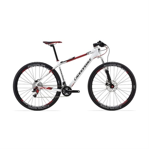 Cannondale 2014 F29 Alloy 4 Hardtail MTB Bike