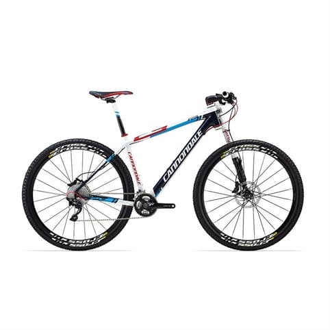 Cannondale 2014 F29 Carbon 2 Hardtail MTB Bike