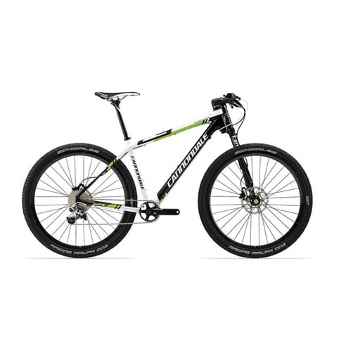 Cannondale F29 Carbon Team Hardtail MTB Bike