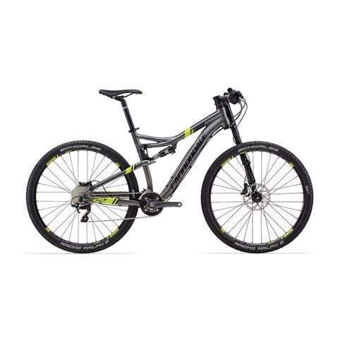 Cannondale 2014 Scalpel 29 4 Full Suspension MTB Bike