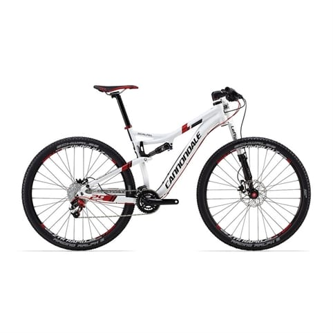 Cannondale 2014 Scalpel 29 3 Full Suspension MTB Bike