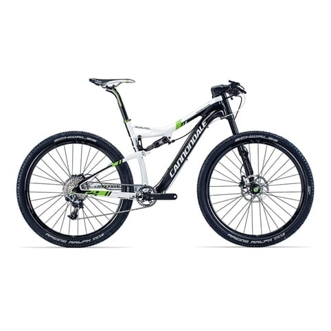 Cannondale 2014 Scalpel 29 1 Full Suspension MTB Bike