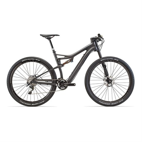 Cannondale 2014 Scalpel 29 Black Full Suspension MTB Bike
