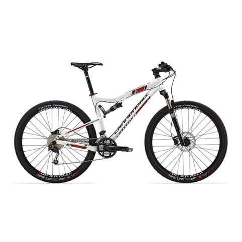 Cannondale 2014 Rush 29 2 Full Suspension MTB Bike