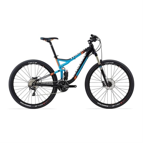 Cannondale 2014 Trigger 3 Full Suspension MTB BIke