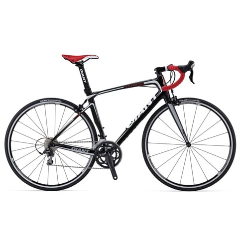 Giant 2014 Defy Advanced 2 Road Bike