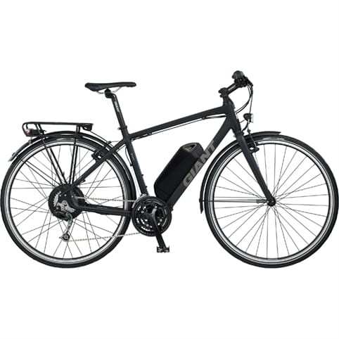 Giant 2014 Escape E+ Gents Bike