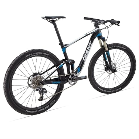 Giant 2014 Anthem Advanced 27.5 0 Team MTB Bike