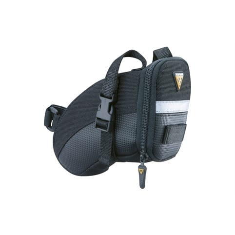 TOPEAK AERO WEDGE MEDIUM W/STRAPS
