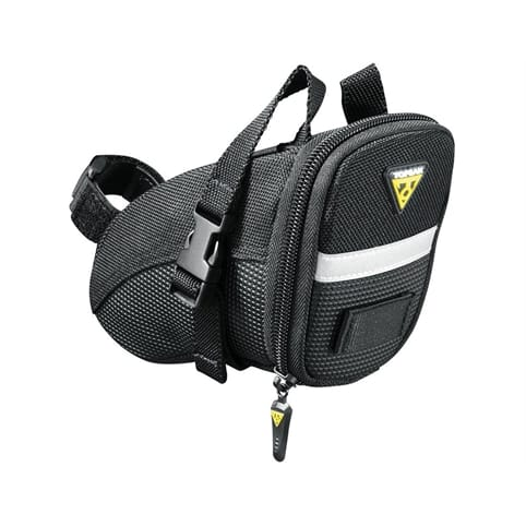 TOPEAK AERO WEDGE MEDIUM WITH STRAPS *