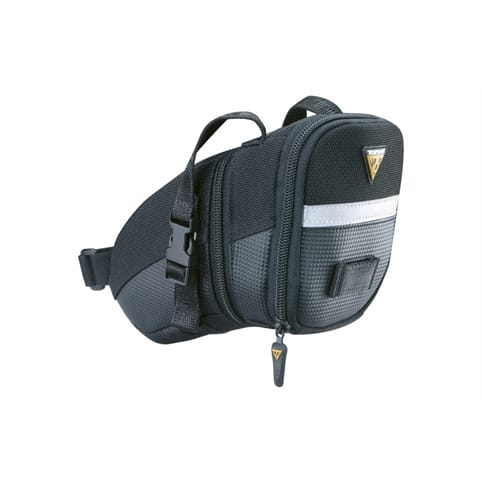 TOPEAK AERO WEDGE LARGE W/STRAPS