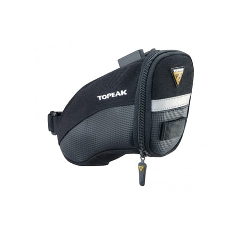 TOPEAK AERO WEDGE SMALL W/QUICKCLIP