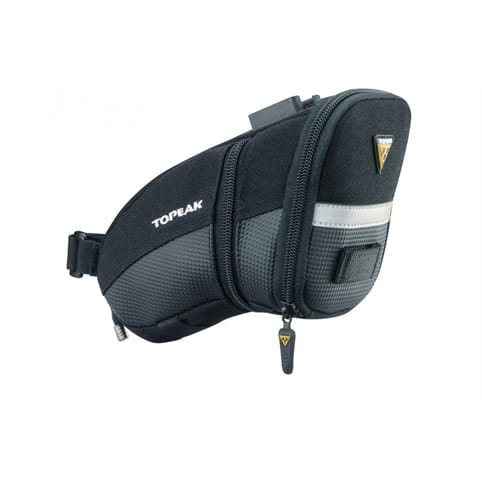 TOPEAK AERO WEDGE LARGE W/QUICKCLIP
