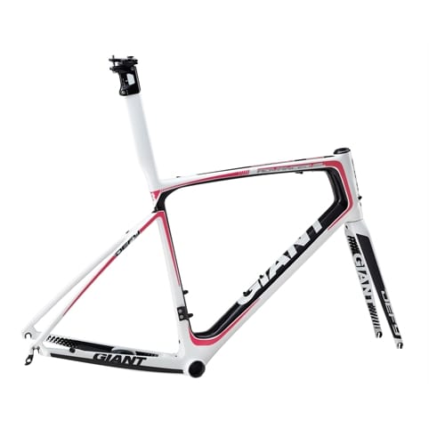 Giant 2014 Defy Advanced SL Frameset