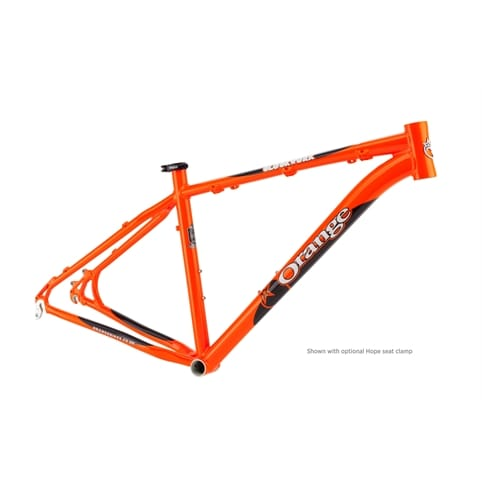 Orange 2014 Clockwork Frame