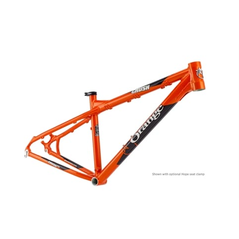 Orange 2014 Crush Frame