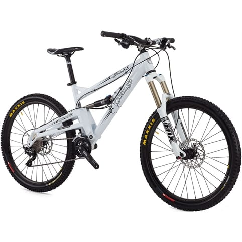 Orange 2014 Alpine 160 Diva Full Suspension MTB Bike