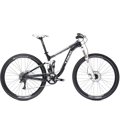 Trek 2014 Fuel EX 5 29er Full Suspension MTB Bike