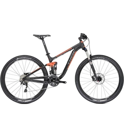 Trek 2014 Fuel EX 6 29er Full Suspension MTB Bike
