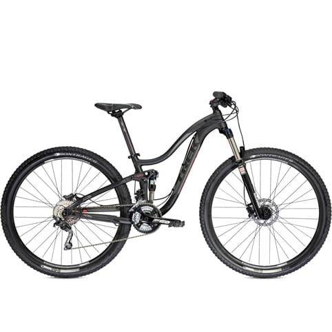 Trek 2014 Lush 29er Full Suspension MTB BIke