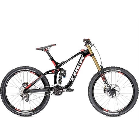 Trek 2014 Session 9.9 Full Suspension MTB Bike