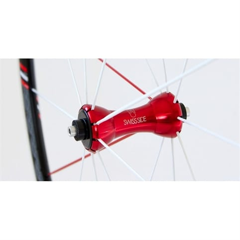 Swiss Side Heidi Shadow Road Wheelset
