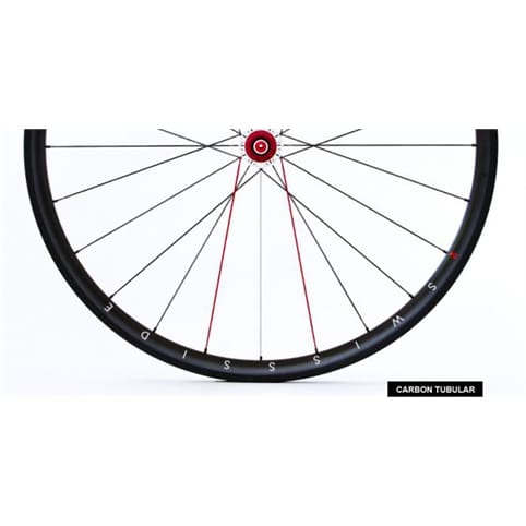 Swiss Side Matterhorn Road Wheelset - Ceramic Bearing