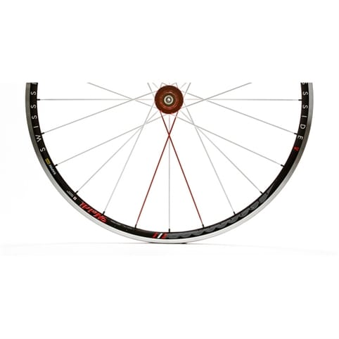 Swiss Side Heidi Shadow Rear Road Wheel