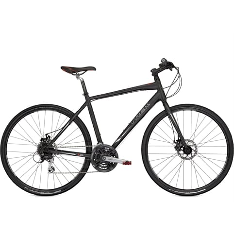 Trek 2014 7.2 FX Disc Hybrid Bike
