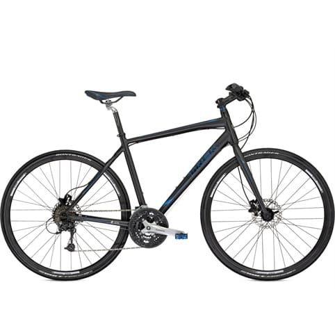 Trek 2014 7.4 Disc FX Hybrid Bike