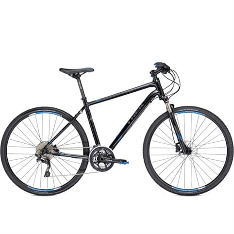 Gary Fisher Collection 2014 8.6 DS Hybrid Bike