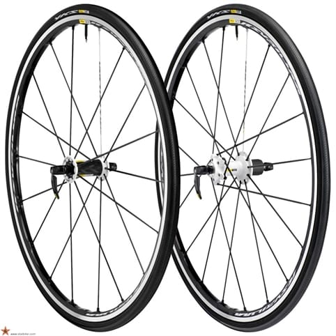 Mavic Ksyrium SLS Clincher Road Wheelset 2014