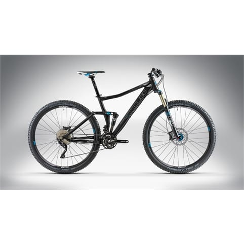 Cube 2014 Sting 120 Race 29 MTB Bike